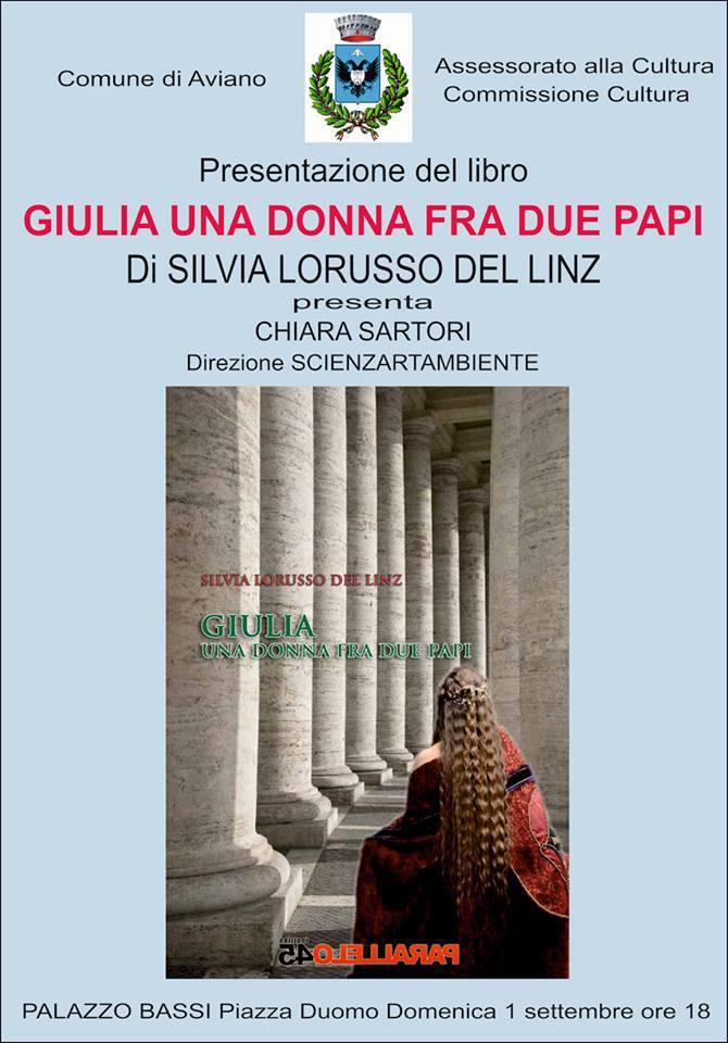 Giulia Farnese Silvia lorusso del linz Aviano