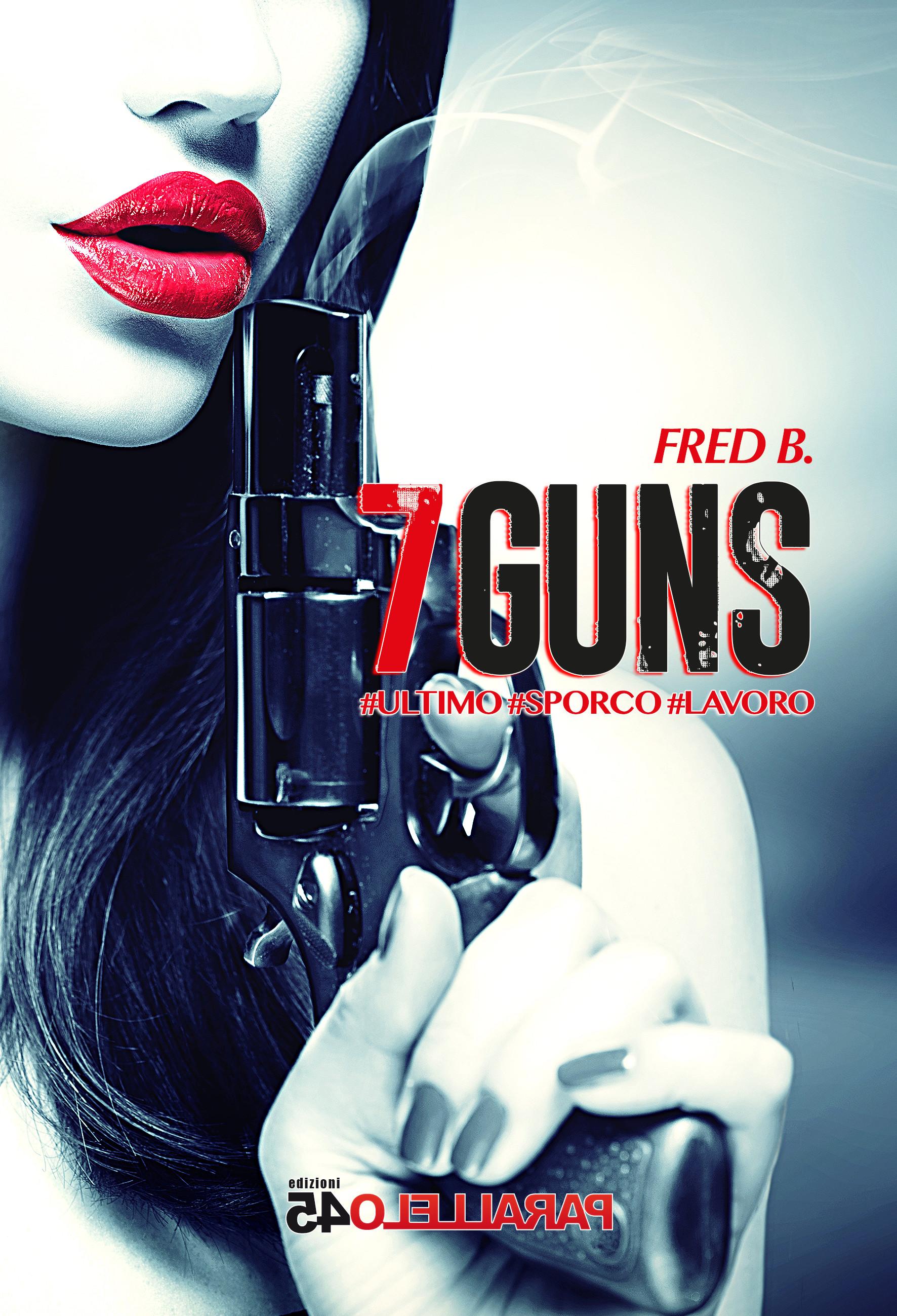 copertina di 7guns