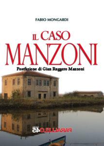 """copertina """"Il caso Manzoni"""""""