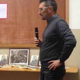 """Raffaele Milan e """"Sognatore di Tuono"""""""
