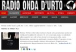 Radio Onda d'Urto Andrea Nardi