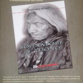 'Sognatore di Tuono' con Raffaele Milan, domenica 20 ottobre a Seveso (MB)